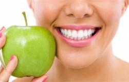 Зубной налет очистят... фрукты