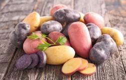 Большая польза от цветной картошки