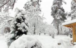 Копим… снег