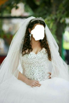 Свадебное платье Италия