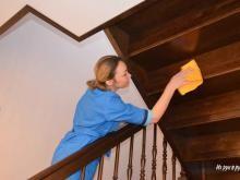 Уборщица территории и внутридомовых мест
