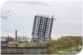 Просадка, устранение крена зданий