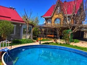 Загородный дом в живописном месте