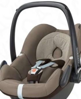 Автомобильное кресло Maxi Cosi Pebble разработано