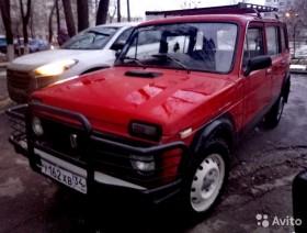LADA 4x4 (Нива), 1996