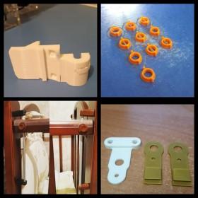 Изготовим детали на 3 d принтере