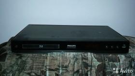 Продаю проигрыватель Philips blu-ray player BDP3100
