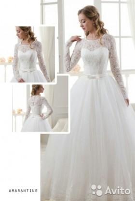 Новые Свадебные платья в наличии. Размеры до 58