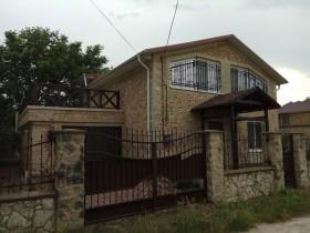 Ухоженный современный дом-дача