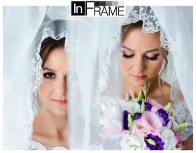 Красивые фото и видео с вашей свадьбы.