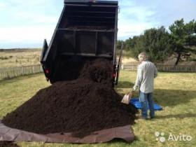 Чернозем для садовых хозяйств