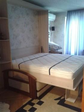 Шкаф-кровать с диваном на заказ
