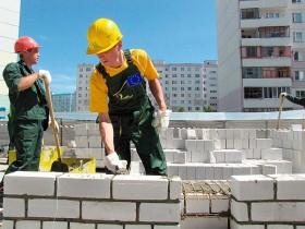Работа строителям-каменщикам на строительных объектах в Польше и Европе
