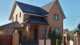 Дом 129 м² на участке 4 сот.