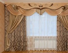 Пошив штор и ремонт одежды