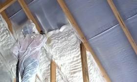 Утепление домов пенополиуретаном Качественно