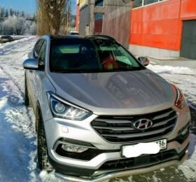 Hyundai Santa Fe, 2016