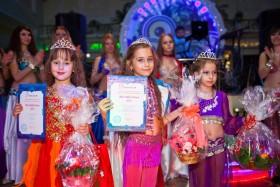 Восточные танцы для девочек от 5 лет и старше
