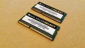 Кит 16Gb Corsair ValueSelect cmso16gx3m2a1333c9, 2x8GB