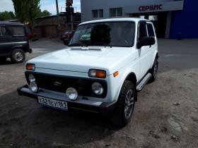 ВАЗ (Lada) 4x4 21214