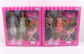 Набор кукол, Betty, с аксессуарами, № 3356