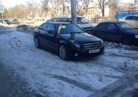 Mercedes-Benz C-Класс 280 W204/S204