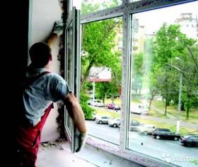 Ремонт пластиковых окон. Москитные сетки