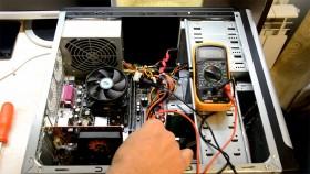 Ремонт компьютеров на дому и в офисе