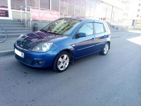 Ford Fiesta, 1.6 МТ ,2008.