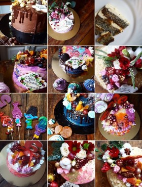 Тортики Волгоград,Волжский MAD cakes