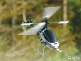 Вертолет mini titan E325 ARF С двигателем
