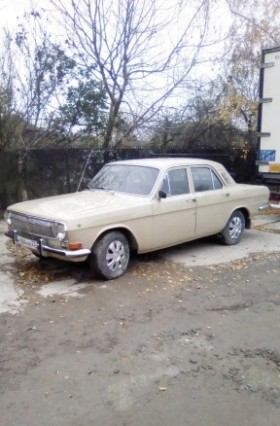 ГАЗ 24 Волга, 1982