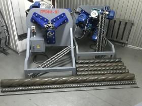 Кузнечные станки ПРОФИ-ВТ для художественной ковки и гибки труб