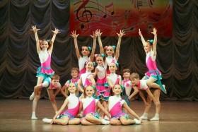 Набор в хореографическую студию