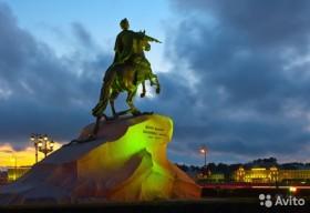 Тур Прогулки по Петербургу 5 дней