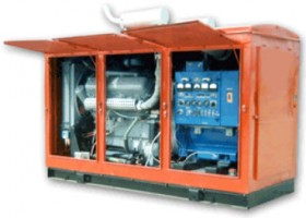 дизель генератор электростанция АД-60Т400