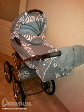 Продам детскую коляску Balila