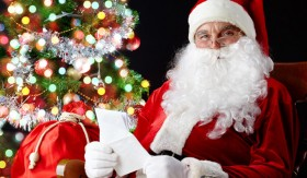Новогоднее именное видео поздравление от Деда Мороза для вашего ребенка