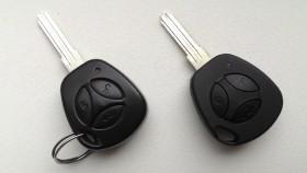 Потеряны ключи