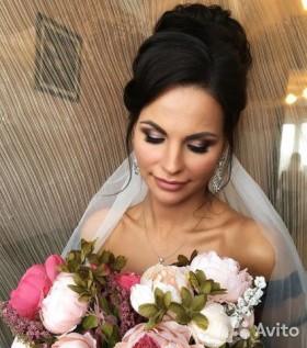 Прически и макияж. Свадебный стилист