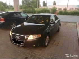 Audi A4, 2007