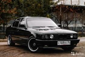 BMW 5 серия, 1989