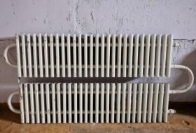 Радиатор отопления стальной