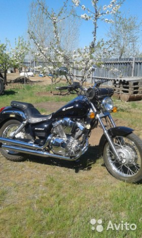 Мотоцикл Чепер- Лифан 250-В