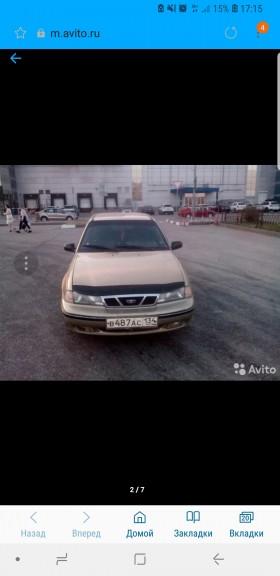Продам личный автомобиль Daewoo Nexia 2007 год