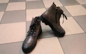 Ботинки натуральная кожа осень - зима