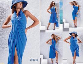 Пляжное платье-трансформер Cornelia