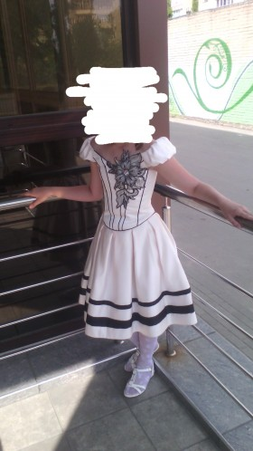 Красивое,нарядное платье