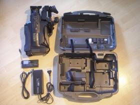 Аналоговая видео камера Panasonic HQ VHS PAL MOVIE CAMERA NV-M3000, Одесса.