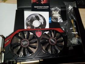 видеокарты Ati Radeon R9 270 Gaming 2Gb + Nvidia GTX460 1Gb